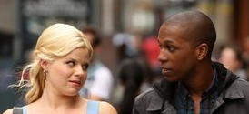 Leslie Odom, Jr. and Megan Hilty of Smash