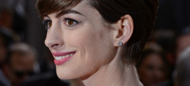Oscars 2013: Anne Hathaway