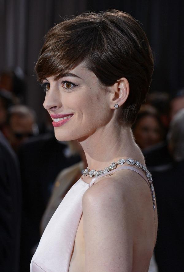 Oscars 2013: Anne Hathaway