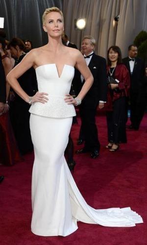 Oscars 2013: Charlize Theron