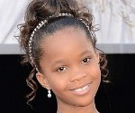 Oscars 2013 Red Carpet: Quvenzhane Wallis