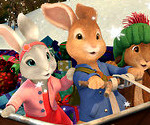 Happy News! Peter Rabbit Hops Over to Nickelodeon Feb. 19, 2013