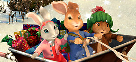 Peter Rabbit on Nickelodeon