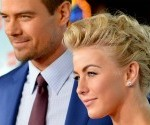 Josh Duhamel, Julianne Hough at the Safe Haven Los Angeles Premiere