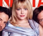 Vanity Fair Cuddle Buddies: Ben Affleck, Emma Stone and Bradley Cooper
