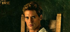 Catching Fire: Finnick Portrait