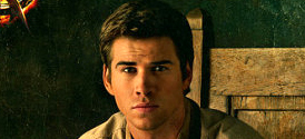Catching Fire: Gale Hawthorne Portrait