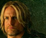 Catching Fire: Woody Harrelson as Haymitch Abernathy in Capitol Couture