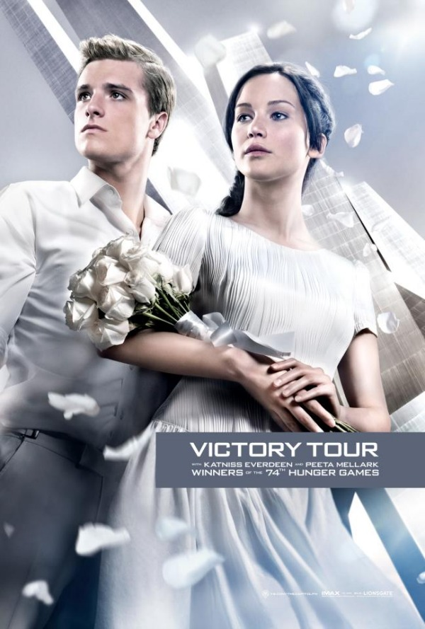 Catching Fire: Katniss and Peeta Victory Tour