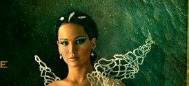 Catching Fire: Katniss Everdeen Portrait