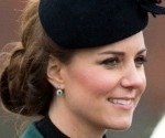 Kate Middleton Goes Green for St. Patrick&#8217;s Day