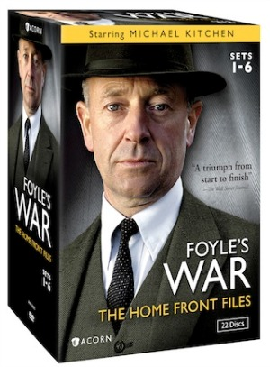 Foyle's War: The Home Front Files