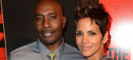 Halle Berry and Morris Chestnut at The Call Screening