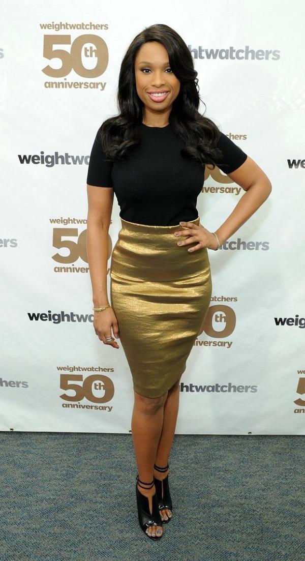Jennifer Hudson: Weight Watchers 50th