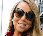 Mariah Carey in NYC for Live With Kelly &amp; Michael Appearance