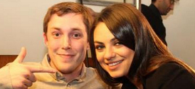 Mila Kunis BBC1 Interview