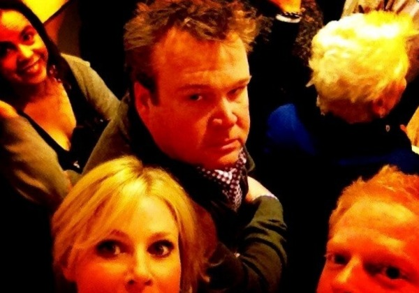 Modern Family Cast Stuck in Elevator