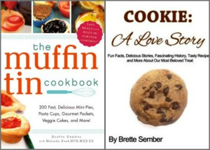 Muffin Tin Cookbook & Cookie: A Love Story