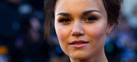 Samantha Barks: Oscars 2013