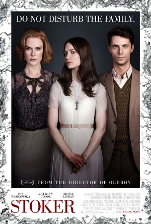 Stoker Poster