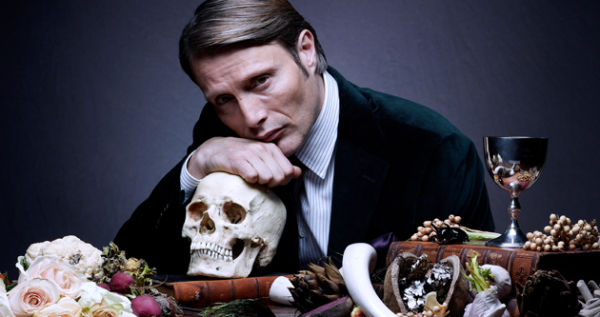 Mads Mikkelsen as Hannibal Lecter | NBC