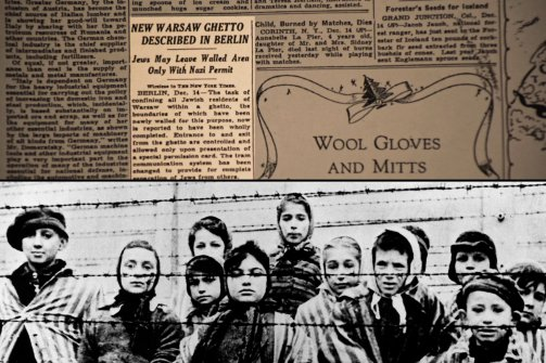 Reporting on the Times Holocaust