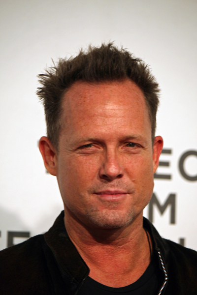 Actor Dean Winters came to the Tribeca Film Festival to see the film, Sunlight Jr. | Melanie Votaw Photo