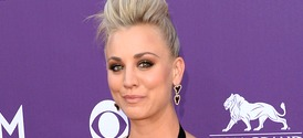 Academy of Country Music Awards 2013: Kaley Cuoco