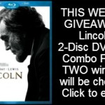 Lincoln 2-Disc Giveaway