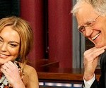 Lindsay Lohan Was SUCH a Good Sport Talking Rehab With David Letterman
