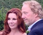 Laura Ingalls Marries Elliot from Thirtysomething