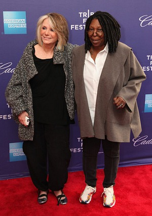 Whoopi Goldberg & Sheila Nevins