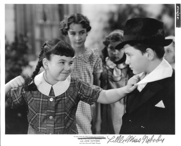 Jane Withers in Little Miss Nobody