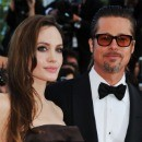 Brad Pitt and Angelina Jolie at Cannes 2011
