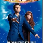 Film Gecko Giveaway – Doctor Who: The Complete Fourth Series DVD Box Set