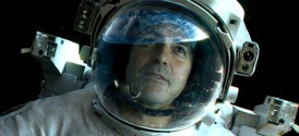 Gravity starring Clooney, Bullock