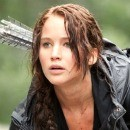 The Hunger Games: First Teeny-Tiny Peek at Katniss in Motion