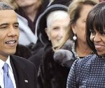 Presidential Inauguration 2013: Photos of First Family, Clintons & More