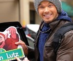 Kellan Lutz and Cookie Monster on the Word of the Day: Vibrate!