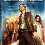 Legend of the Seeker: The Final Season on DVD Today