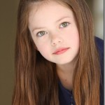 Mackenzie Foy Confirmed as Renesmee, Bella and Edward's Daughter in Breaking Dawn
