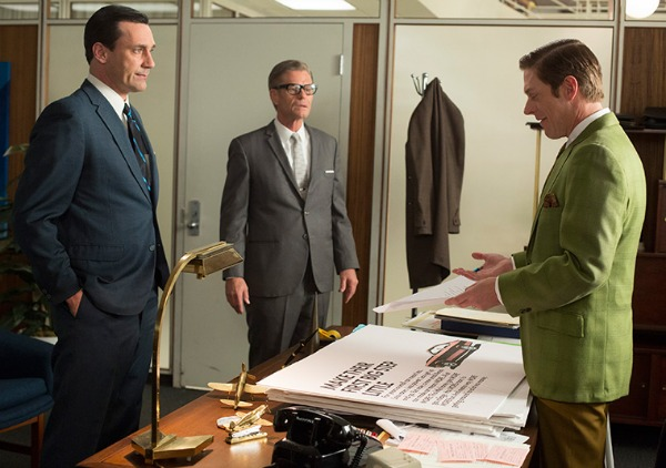 Mad Men: The Crash