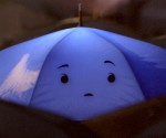 First Look: New Pixar Short 'The Blue Umbrella' by Saschka Unseld