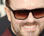 Ricky Gervais Defends Justin Bieber in Anne Frank Flap