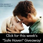 Safe Haven Giveaway