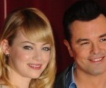 Seth MacFarlane and Emma Stone: Dapper Couple Announces Oscar Noms