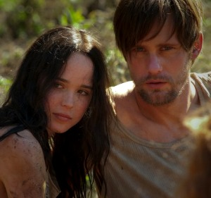 The East: Ellen Page and Alexander Skarsgard
