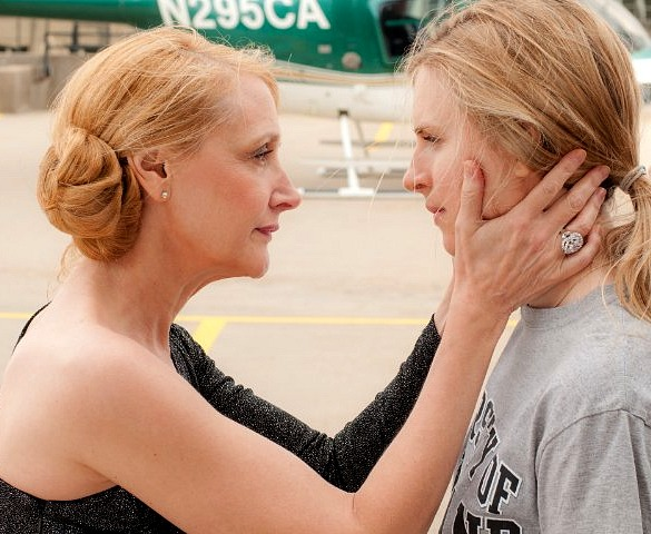 The East: Patricia Clarkson and Brit Marling