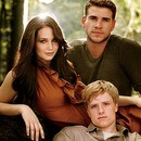 Oh To Be in the Woods During The Hunger Games Photo Shoot