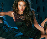 Ian Somerhalder, Nina Dobrev and Paul Wesley are Red-Hot Sexy Vampires